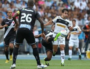 Lodeiro, Vasco x Botafogo (Foto: Satiro Sodre/AGIF)