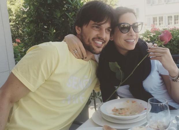Fábio Faria e Patricia Abravanel (Foto: Reprodução/Instagram)