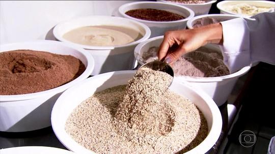 Nenhuma farinha tem qualidade superior, todas são boas em uma alimentação saudável