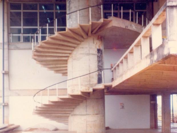 Faculdade de Arquitetura da UFBA (Foto: Profa. Arq. Vânia Hemb)