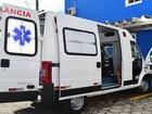 Prefeitura de Mongaguá entrega nova ambulância UTI móvel