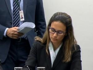 Beatriz Catta Preta, advogada/GNews (Foto: Reprodução GloboNews)