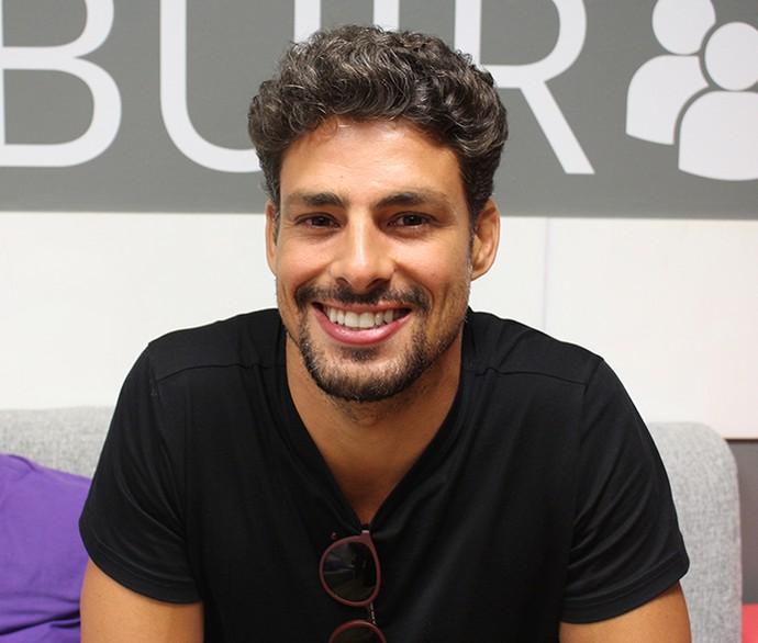 Cauã Reymond viverá Yaqub e Omar na minissérie  (Foto: Paula Oliveira / Gshow)
