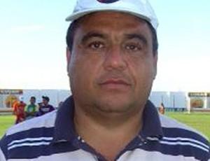Tico Miudezas, presidente do Paraíba de Cajazeiras (Foto: Divulgação)