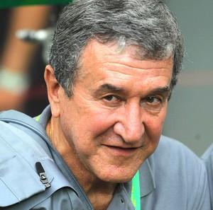 Carlos Alberto Parreira Brasil (Foto: Andre Luiz Mello / Agência estado)