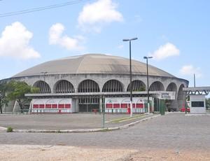 Ginásio Ronaldão, João Pessoa, Paraíba (Foto: divulgação / Governo do Estado)