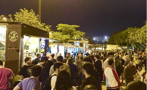A primeira edição do festival foi sucesso de público