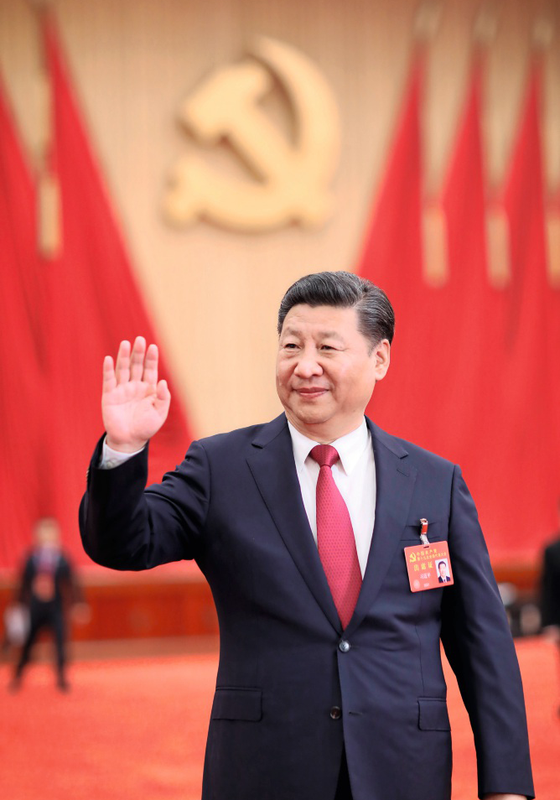 Xi Jinping, presidente da China (Foto:  Xinhua/Lan Hongguang/AFP)