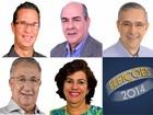 Jackson Barreto e Eduardo Amorim disputam o eleitorado em Sergipe