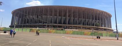 Fluminense x Palmeiras: ingressos à venda para jogo no Mané Garrincha (Guilherme Gonçalves)
