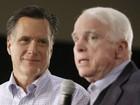 McCain apoia Romney como candidato republicano à Casa Branca