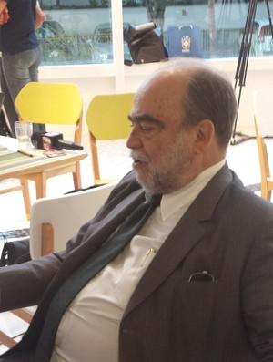Delfim Peixoto, vice-presidente da CBF