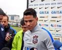 """Giovanni Augusto reconhece má fase no Corinthians: """"Posso jogar mais"""""""