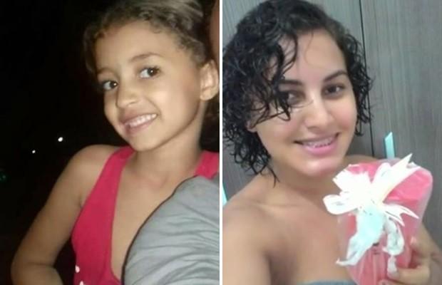 Polícia apura elo do suspeito de matar Ana Clara com morte de costureira em Goiás (Foto: Reprodução/TV Anhanguera)
