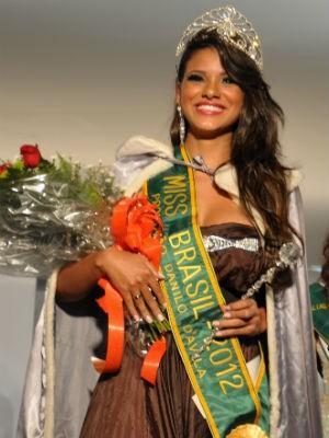 Universitária de MT de 19 anos vai representar o Brasil no concurso Miss Globo Internacional na Albânia (Foto: Flávio de Holanda)