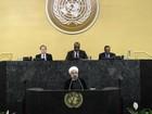Irã quer acordo nuclear em até seis meses, diz presidente Rohani