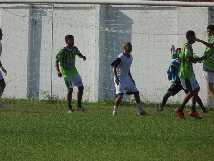Caiçara x Seleção de Campo Maior (Foto: Caiçara EC)