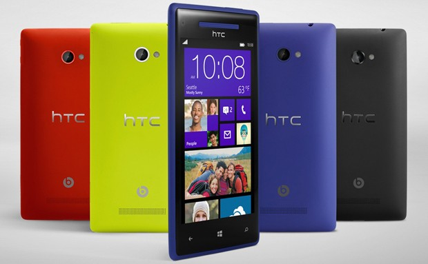 Windows Phone 8X, novo smartphone da HTC com Windows Phone (Foto: Divulgação)