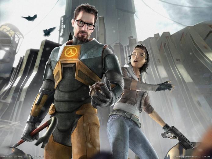 Half-life 2 (Foto: Divulgação)