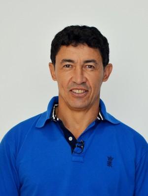 Betinho técnico do Confiança (Foto: Osmar Rios)
