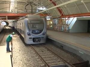 metrô (Foto: Reprodução / TV Bahia)