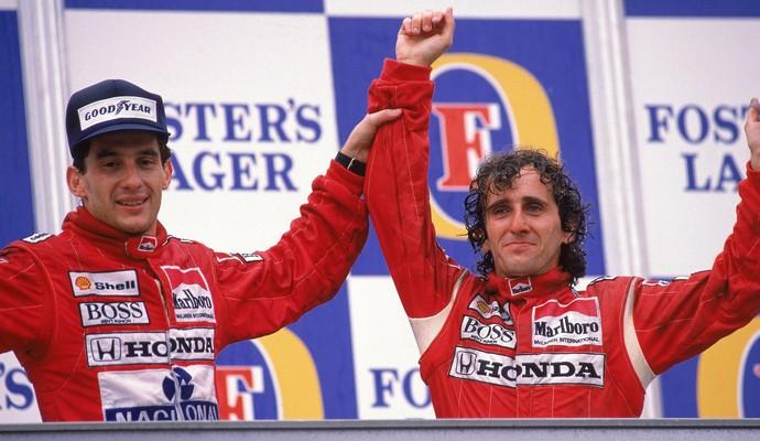 Em tributo a Senna, McLaren mostrará clássico MP4/4 em festival de Sydney 953177_1