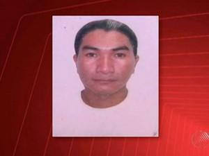 Agnaldo Oliveira, índio pataxó morto em Porto Seguro, na Bahia (Foto: Reprodução/TV Bahia)