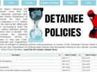 WikiLeaks vaza documentos com políticas dos EUA para detentos