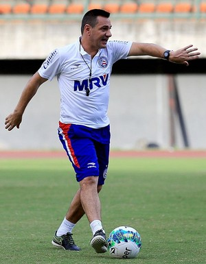 Bahia; Doriva; treino (Foto: Felipe Oliveira / Divulgação / EC Bahia)