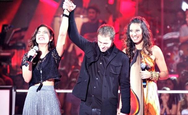 Liah Soares (Foto: The Voice Brasil/TV Globo)