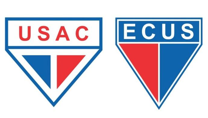 Usac e Ecus fusão futebol Suzano (Foto: GloboEsporte.com)