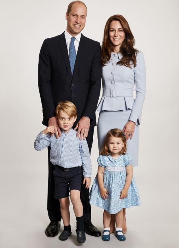 Família Real (Foto: Divulgação)