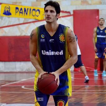 Dedé São José Basquete (Foto: Danilo Sardinha/GloboEsporte.com)