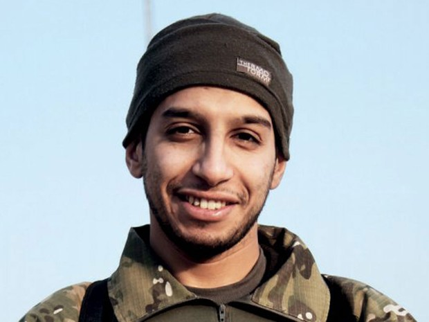 Foto sem data mostra Abdelhamid Abaaoud, apontado como mentor dos ataques de Paris (Foto: Social Media Website via Reuters)