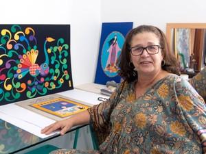 Exposição Andeja está no Complexo Cultural (Foto: Divulgação)