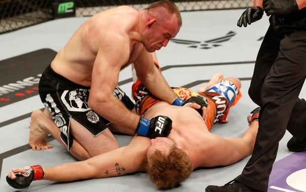 UFC: Oleksyi Olynyk x Jared Rosholt (Foto: Getty Images)