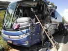Acidente com ônibus na BR-116 deixa pelo menos quatro mortos