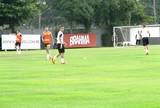 Enderson deve poupar quatro e testa mudanças no meio-campo do Santos