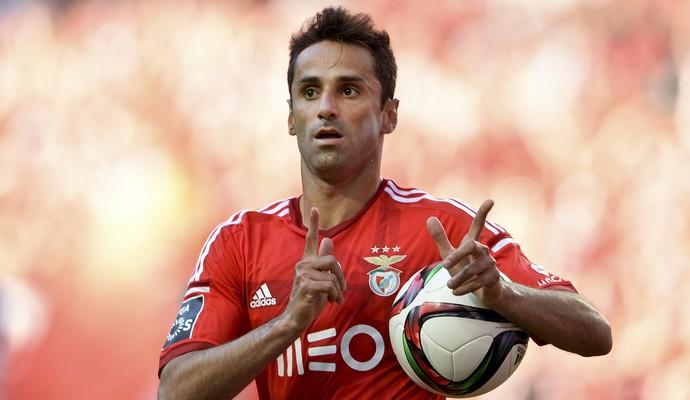 Jonas - Benfica (Foto: AFP)