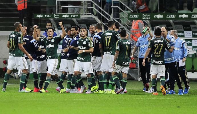 Palmeiras x Chapecoense Egídio (Foto: Marcos Ribolli)