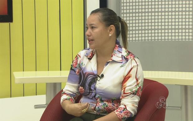 Chefe de cartório do PROCON Cleuma Vales (Foto: Reprodução/TV Amapá)