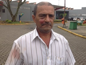 : Carlos Alberto Martins de Souza, 56 anos, dirigia no sentido correto da Via Dutra (Foto: Vinicius Lima/G1)