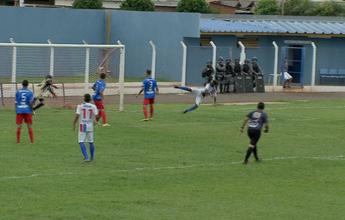 Urso goleia Coxim e conquista o acesso à Série A estadual em 2017