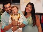 Priscila Pires se emociona em aniversário do filho: 'Ele é um amor'