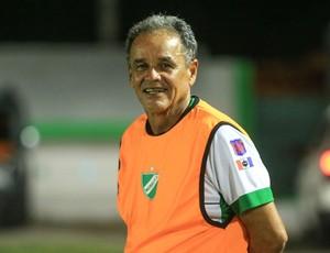 Roberval Davino, técnico do Murici (Foto: Ailton Cruz/Gazeta de Alagoas)