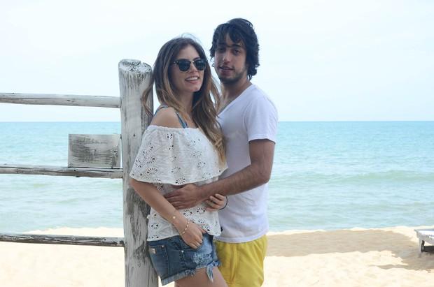 Bruna Hamu e DiegoMoregola (Foto: Rodrigo Zorzi/Divulgação)