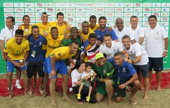 Bokinha dedica título do Mundialito a Lucca, garoto com paralisia cerebral