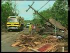 Tufão Melor deixa mortos nas Filipinas