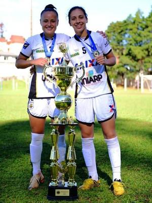 Jogadoras da campanha do hexacampeonato do time de Caçador no Catarinense  vão defender o Brasil na competição Sul-Americana sub-20 81fbc84c012c4