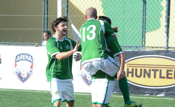 Cabofriense, campeonato carioca de futebol 7 (Foto: Léo Borges / Na Jogada)